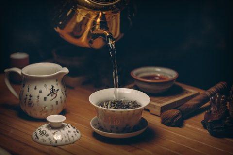 Voyance par les feuilles de thé