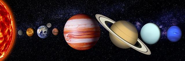 les planètes sur notre avenir amoureux