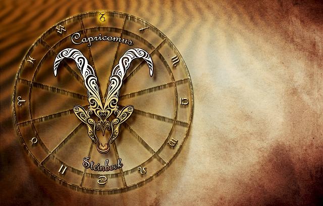 Signe zodiacal du capricorne